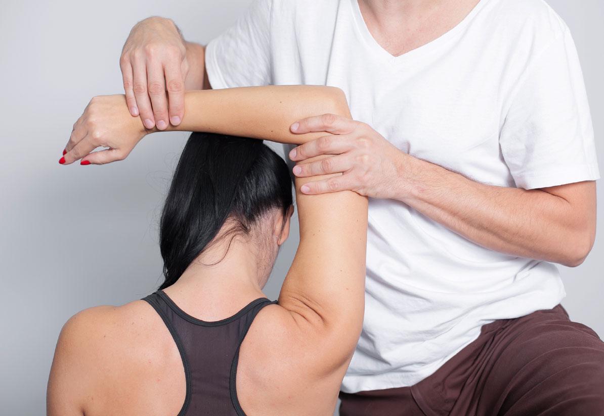 Arm, Shoulder & Elbow Pain Treatment
