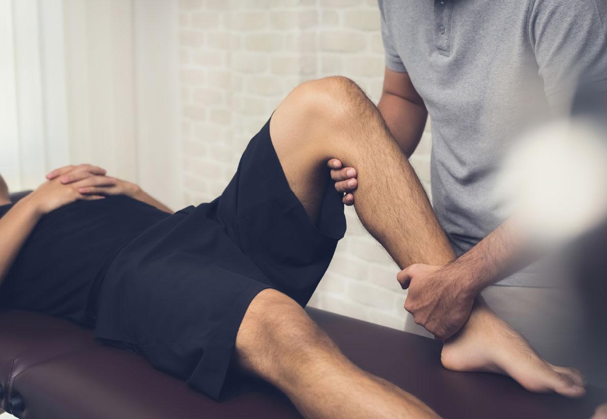 Leg, Hip & Knee Pain Treatment